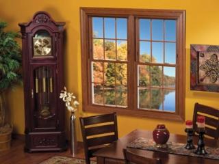 Joyce Windows Heritage Series Wood Finish