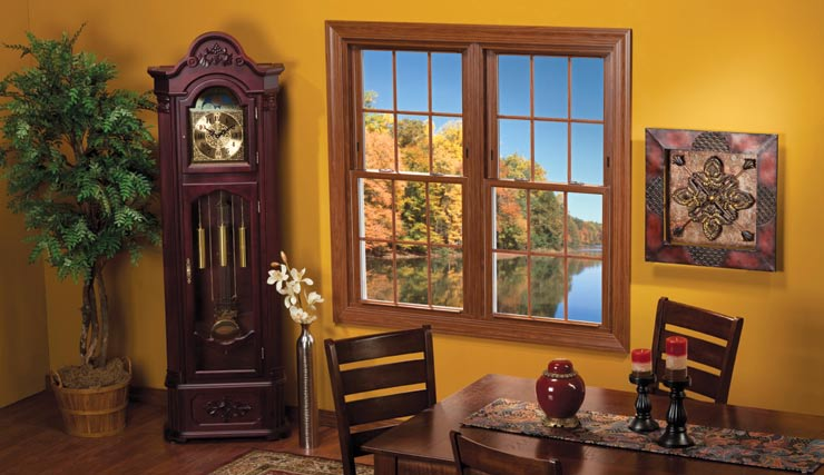 Joyce Windows Heritage Series Wood Finish