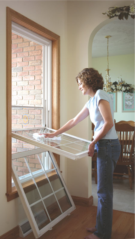 Easy Cleaning Heritage Series Windows Joyce Windows