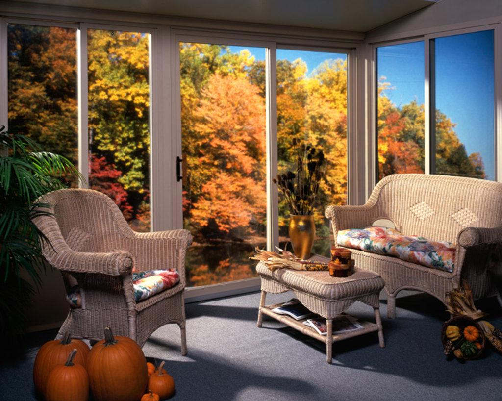 Interior Studio Sunroom by Joyce Mfg