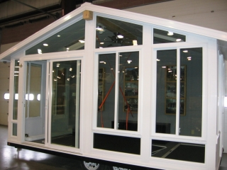 Sunroom Trailer Display Tow To Shows