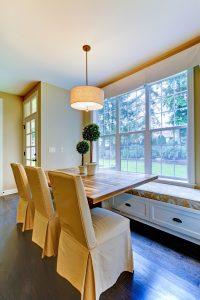 Joyce Insulator Series Window in Breakfast Nook